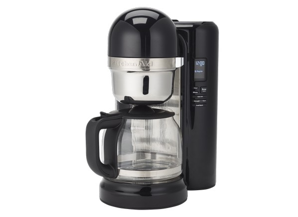 kitchenaid 12cup with 1touch brewing kcm1204 coffee maker