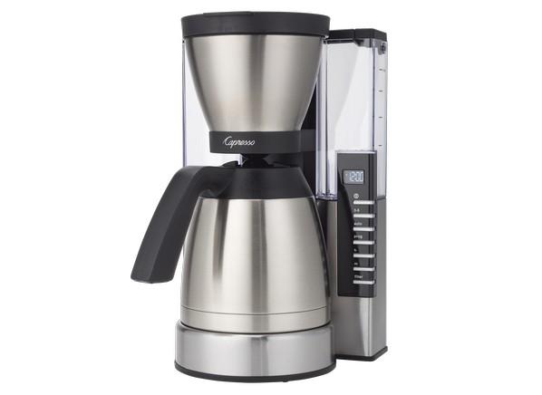 Capresso Drip Coffee Maker How To Use