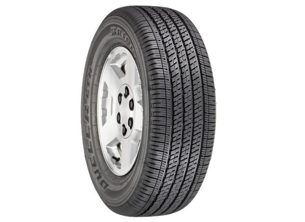 Bridgestone Snow Tires >> Bridgestone Dueler LTH Tire - Consumer Reports