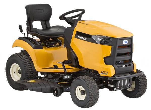 Cub Cadet Tractor Values : Cub cadet xt lt efi lawn mower tractor consumer reports