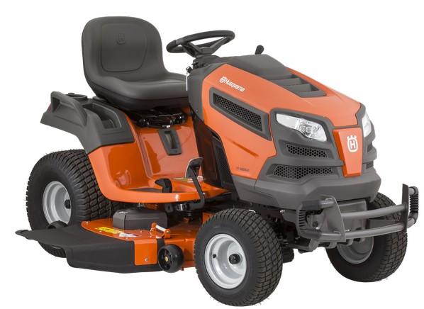 Husqvarna Lawn Tractor Mirrors : Husqvarna yt dxls lawn mower tractor consumer reports