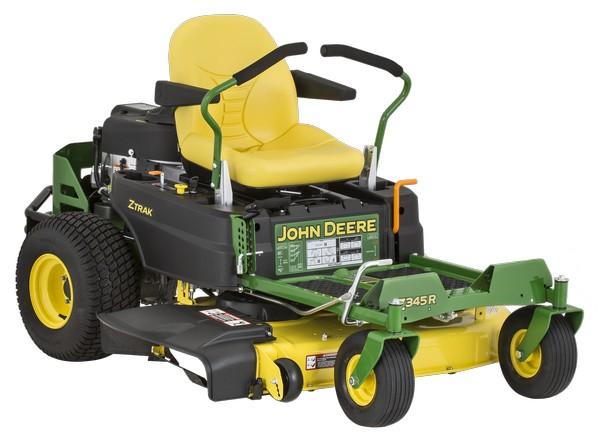 John Deere Z345r 42 Lawn Mower Amp Tractor Reviews