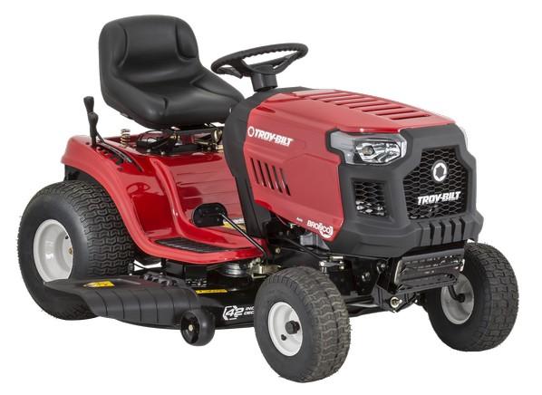 Troy Bilt Bronco Item 806306 Lowe S Lawn Mower