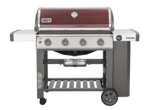 Weber genesis ii e 410 gas grill consumer reports - Barbecue weber genesis 2 ...