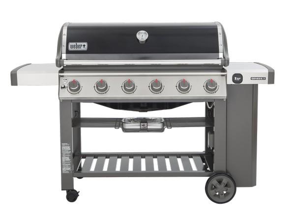 Genesis Ii E   Burner Natural Gas Grill