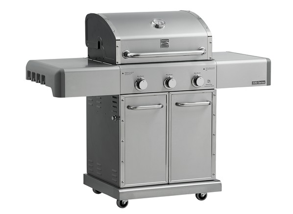kenmore gas grill. kenmore elite 550 series 48588 gas grill