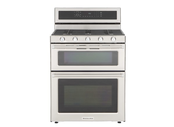 KitchenAid KFGD500ESS Range