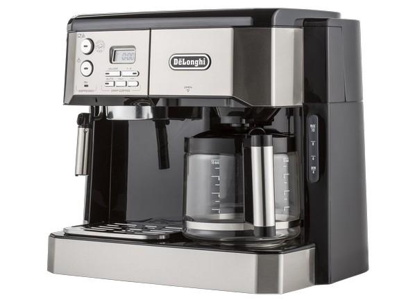 388626 coffeemakers delonghi combibco430 Coffee Maker Espresso Combo Reviews