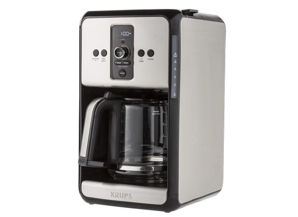 Consumer Guide Coffee Maker : Consumer Reports - Krups Savoy EC414050