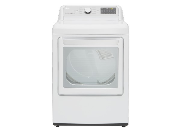 lg dle7200we clothes dryer