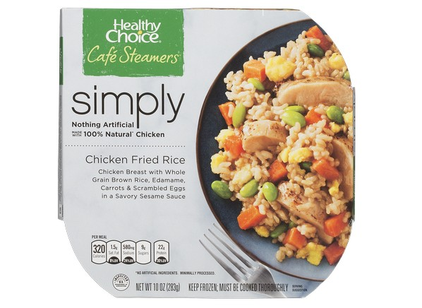 Healthy Choice Cafe Steamers Price