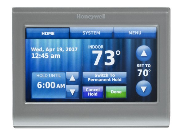 honeywell rth9580wf thermostat consumer reports. Black Bedroom Furniture Sets. Home Design Ideas