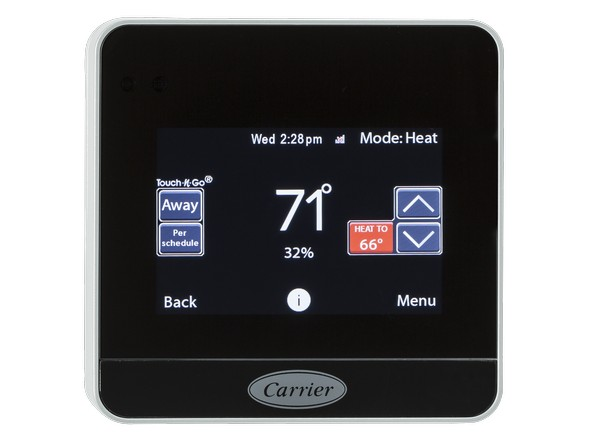 Carrier Cor 21026670 Thermostat Reviews