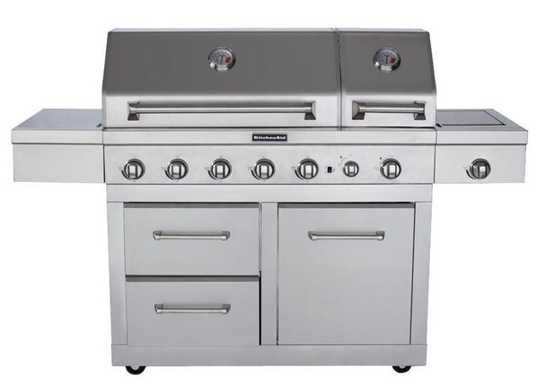 Kitchenaid Bbq Grill Costco