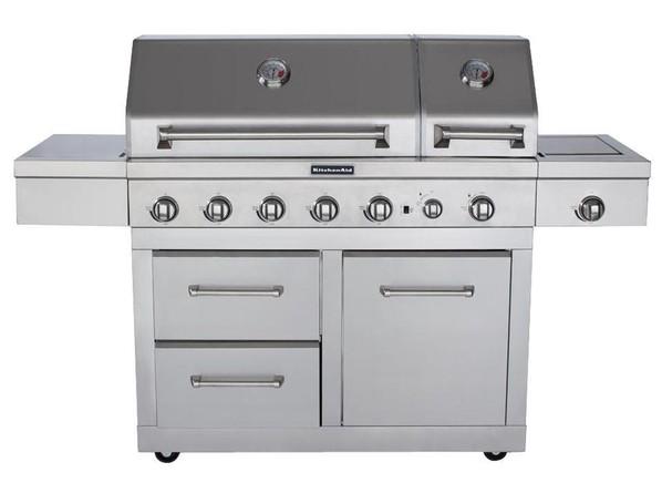 Kitchenaid 720 0856v Costco Gas Grill Consumer Reports
