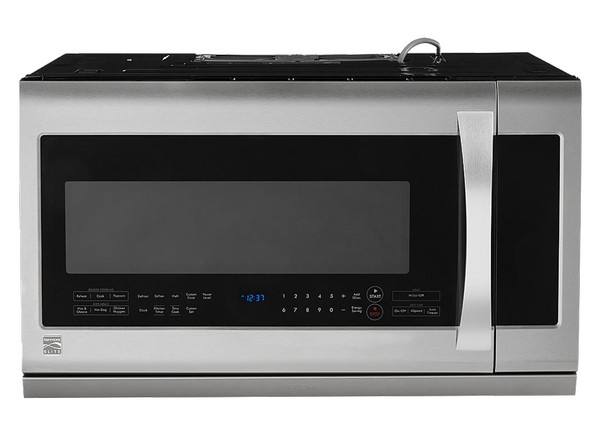 Kenmore 87583 Microwave Oven Consumer Reports
