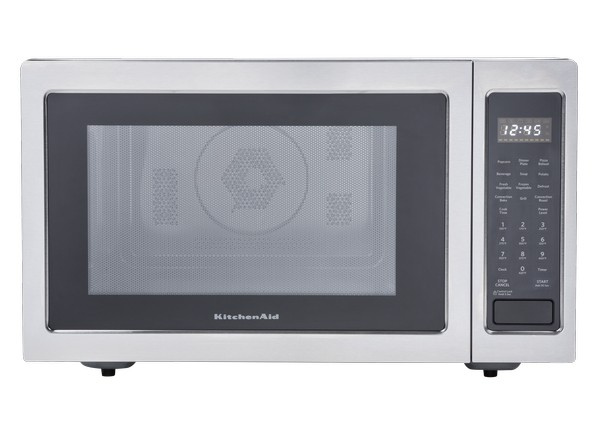 Best Over The Range Microwave Consumer Reports >> KitchenAid KCMC1575BSS Microwave Oven - Consumer Reports