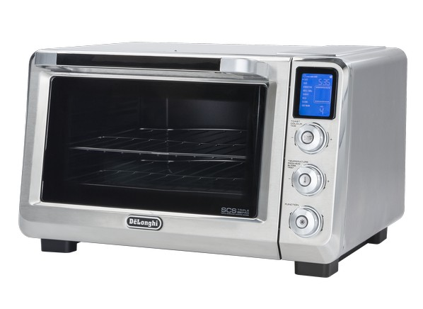 DeLonghi Livenza Stainless EO M Toaster