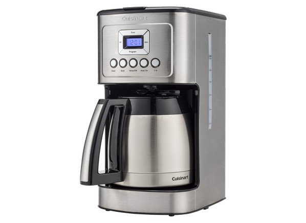 Consumer Reports - Cuisinart DCC3400 12-cup Programmable Thermal