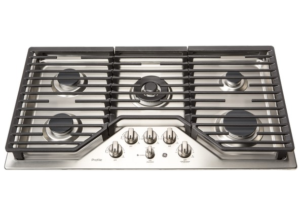 Ge Profile Pgp9036slss Cooktop Amp Wall Oven Consumer Reports
