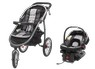 FastAction Fold Jogger Click Connect Travel System) thumbnail