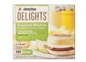 Delights English Muffin Turkey Sausage, Egg White & Cheese) thumbnail
