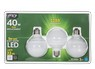 40W Equivalent Soft White G25 Dimmable LED) thumbnail