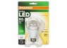 10-Watt 60W Equivalent A19 Soft White Dimmable LED) thumbnail