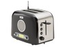 2 Slice Stainless Steel Radio Toaster ERT-6067) thumbnail