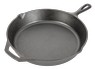 Cast Iron Pre-seasoned Skillet 12 inch) thumbnail