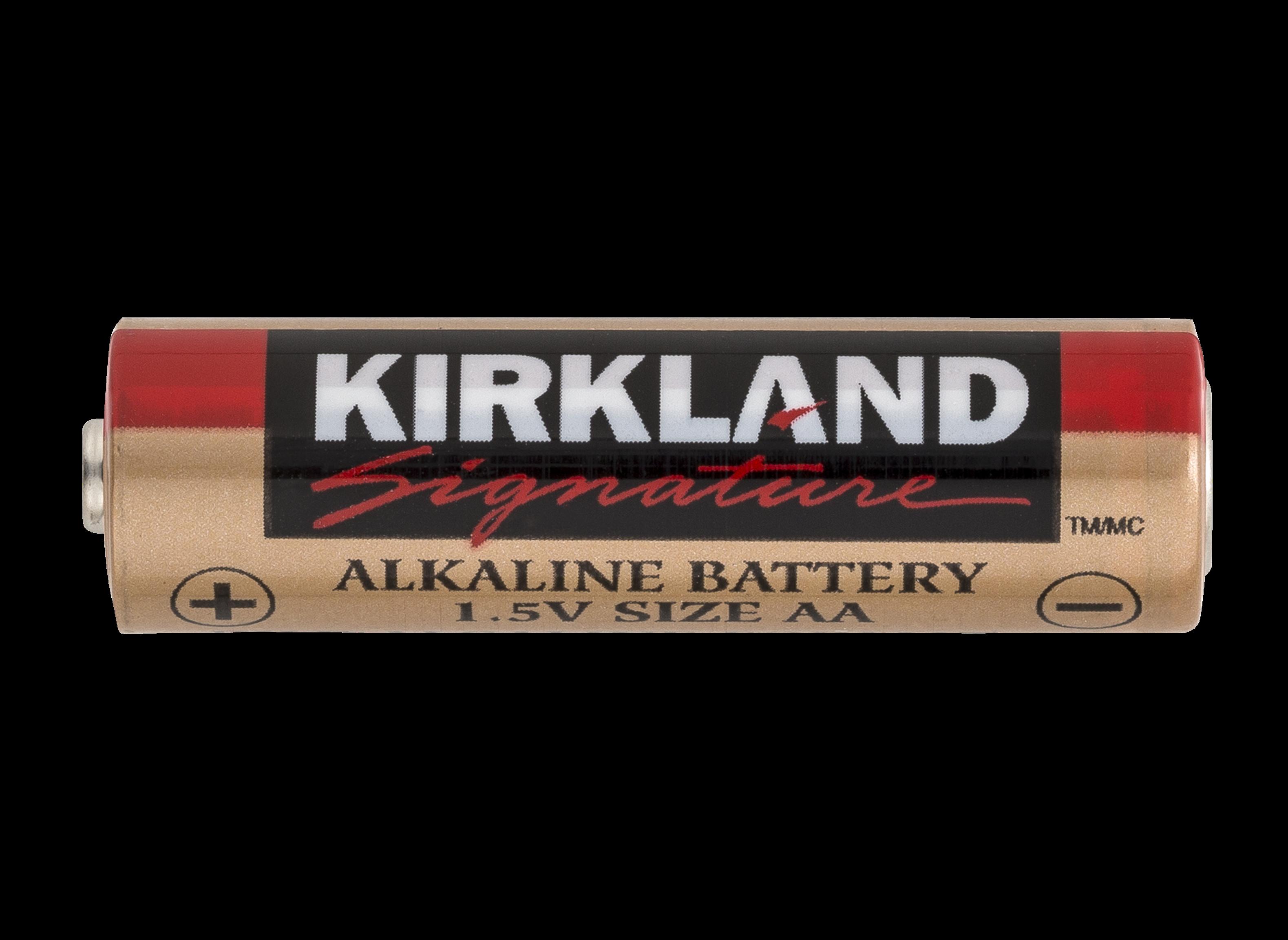 Kirkland Signature Costco Aa Alkaline Battery Consumer Reports