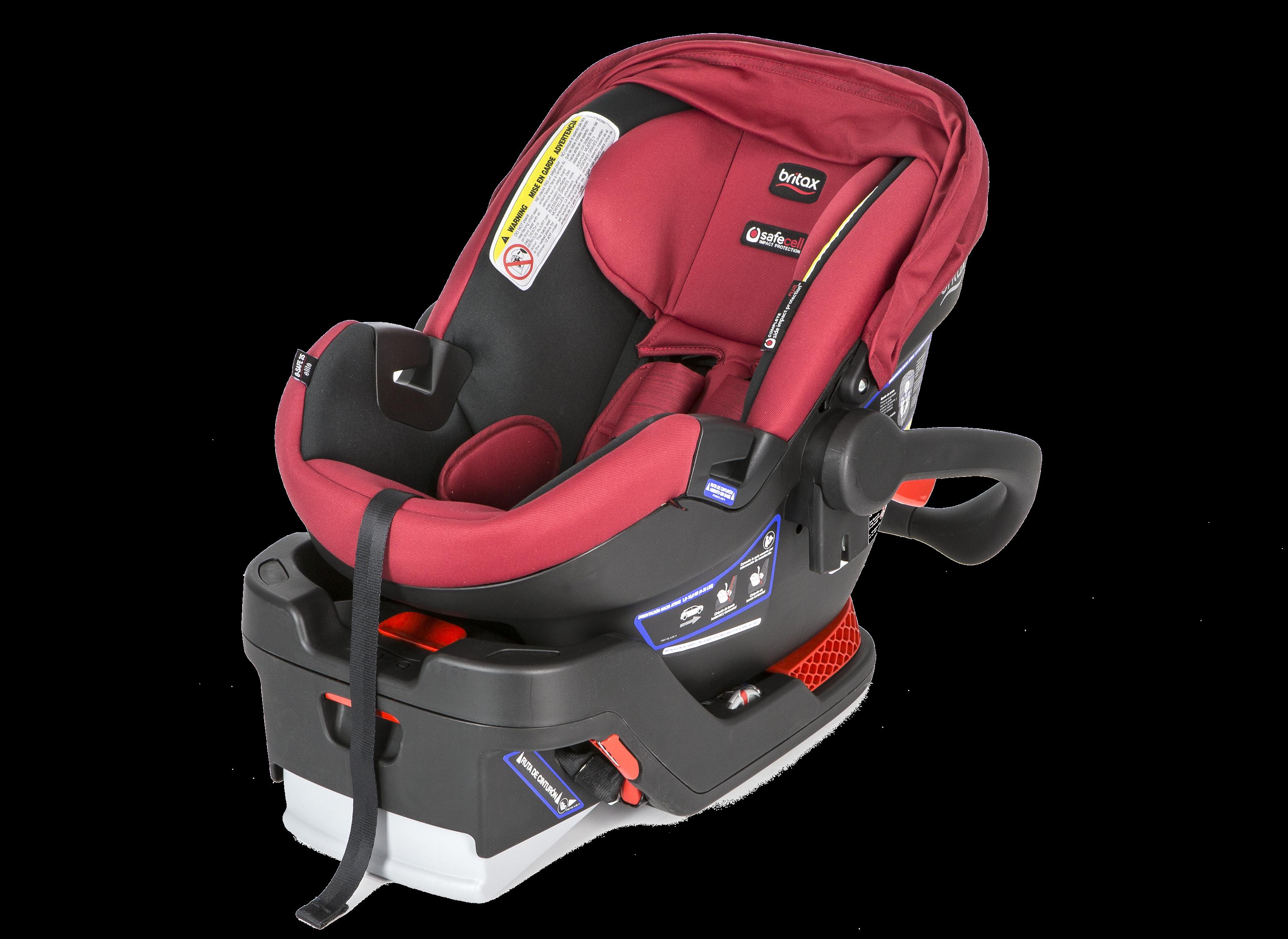Britax B Safe 35 Elite Car Seat, Britax B Safe 35 Infant Car Seat Adjustment
