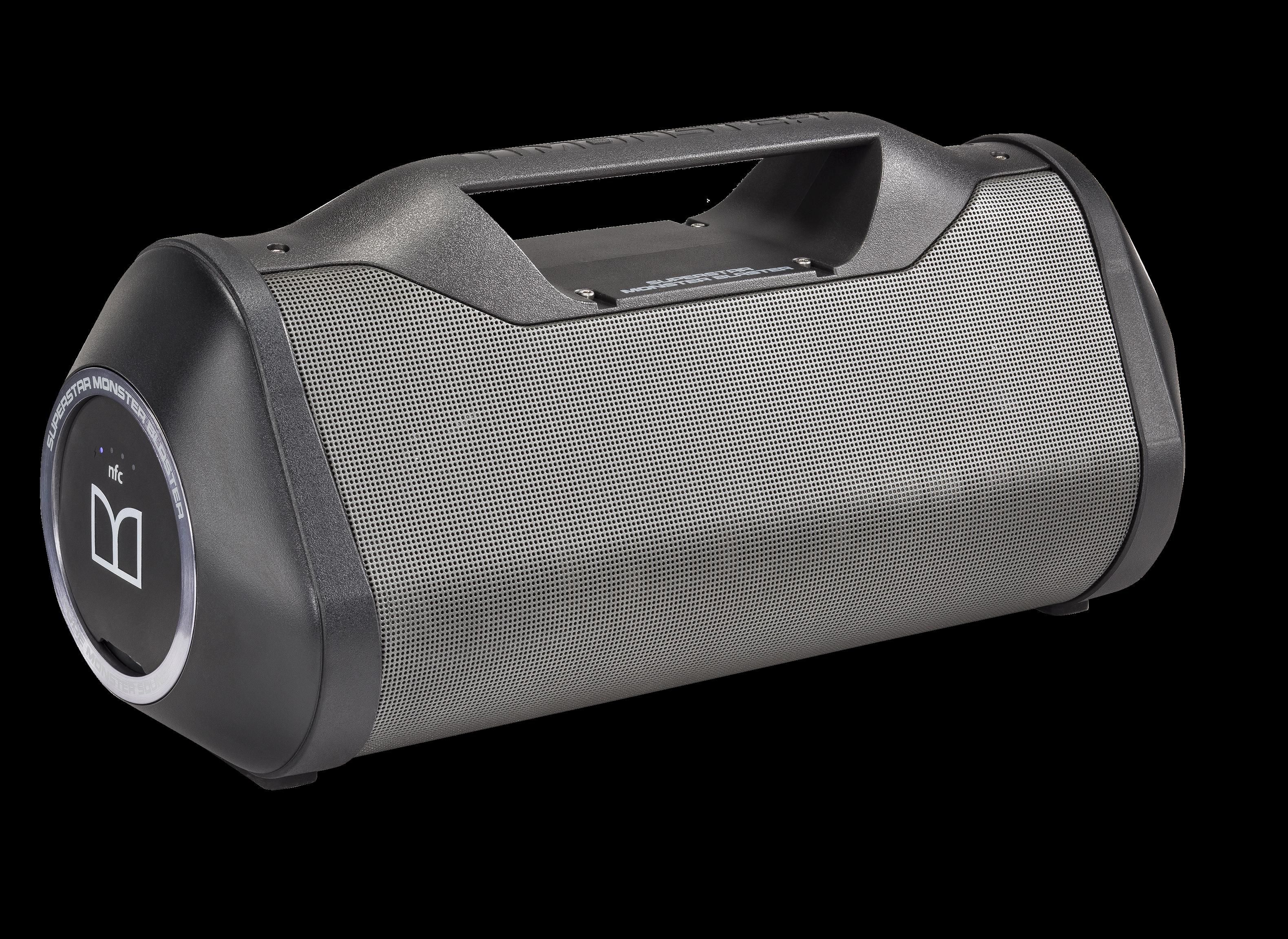 Monster SuperStar Monster Blaster Wireless & Bluetooth Speaker ...