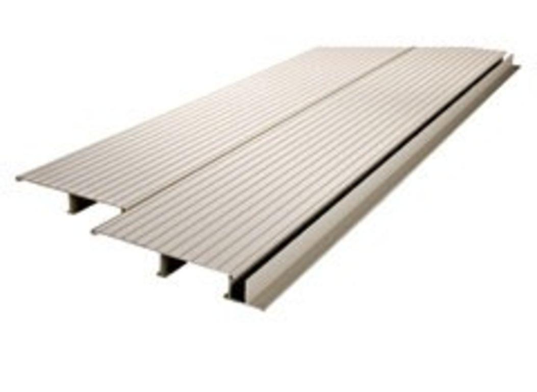 LockDry Aluminum Decking Decking Reviews - Consumer Reports