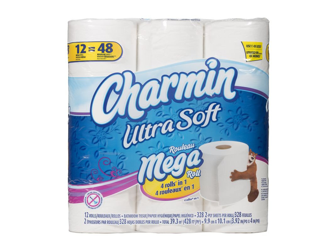Charmin Ultra Soft Toilet Paper Consumer Reports