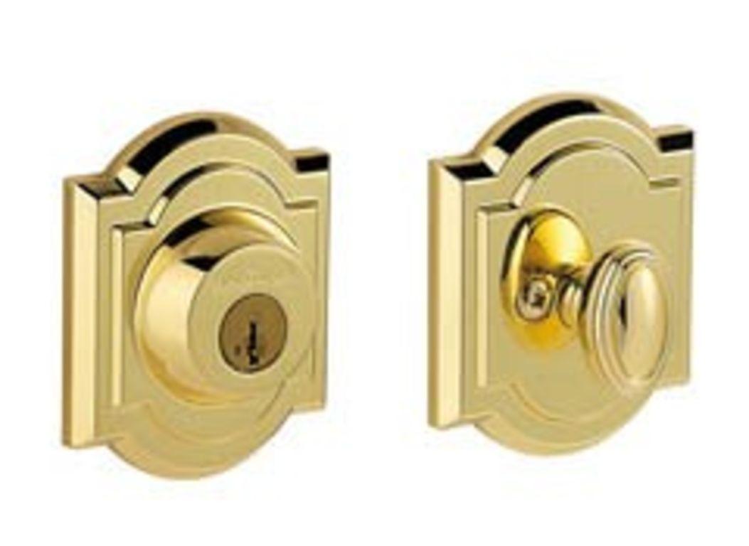 Baldwin Prestige 380 Door Lock