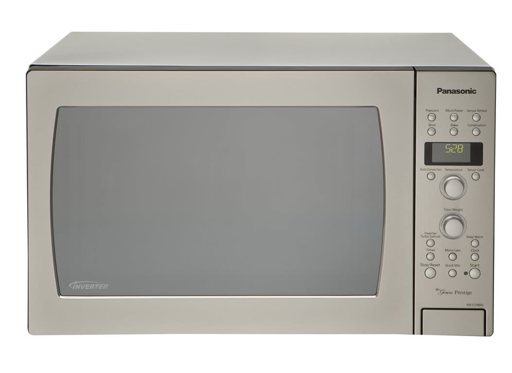 Panasonic Dimension 4 Microwave Manual Microwave Baked
