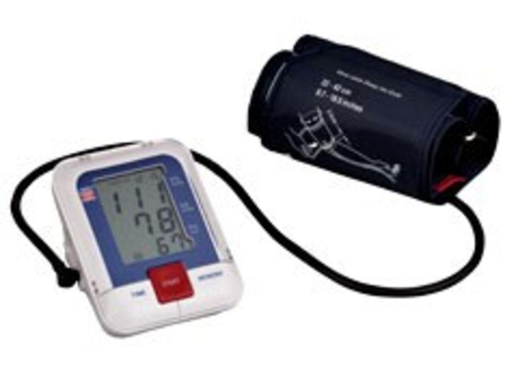 Rite Aid Deluxe Automatic BP3AR1-4DRITE Blood Pressure Monitor ...