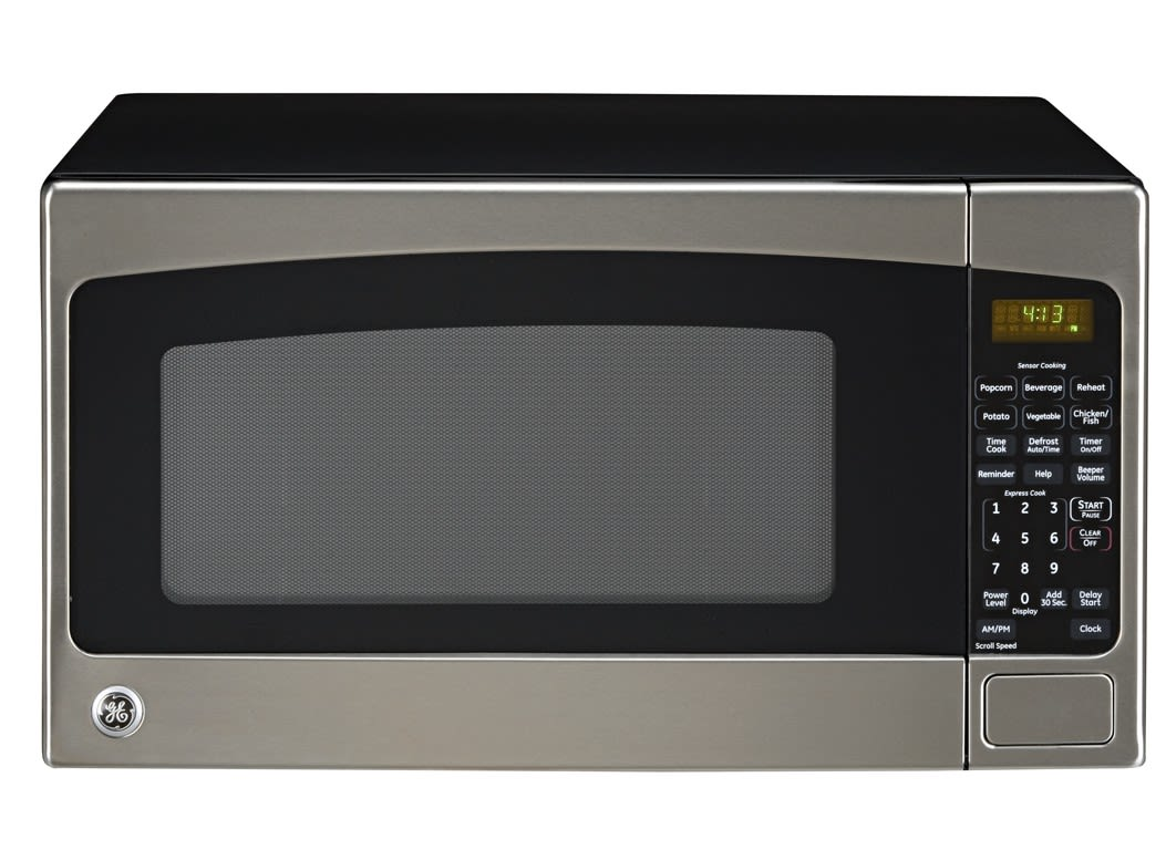 Ge Jes2051sn Ss Microwave Oven