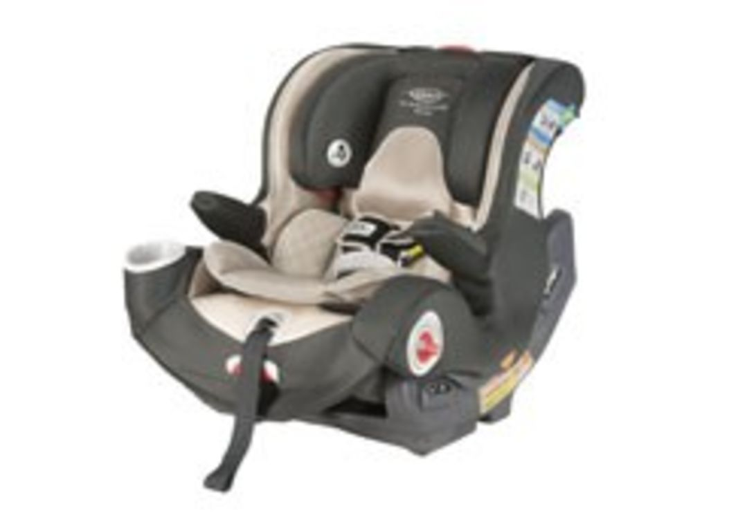 Graco Smart Seat Car Seat Specs