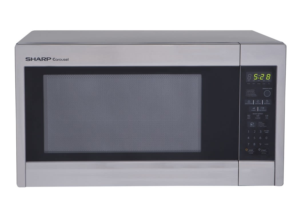 Sharp R551ZS Microwave Oven - Consumer Reports on microwave chicken, microwave grits, microwave pie, microwave baked potatoes, microwave red potatoes, yams vs sweet potatoes, microwave seasoned potatoes, microwave sweet potatoes, microwave scalloped potatoes, microwave boiled potatoes, microwave pot roast, microwave baby potatoes, microwave potato recipes, microwave cornbread, microwave lasagna, microwave baked potato plastic wrap, microwave hash brown potatoes, microwave peach cobbler, crazy potatoes, butter gold potatoes,