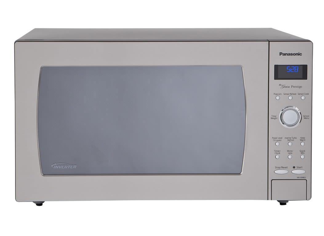 Panasonic Genius Prestige Nn Se982s Microwave Oven Prices