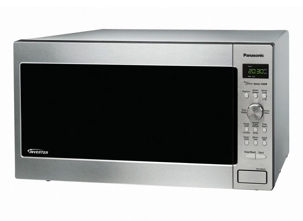 Panasonic 1 2 Genius Microwave Review