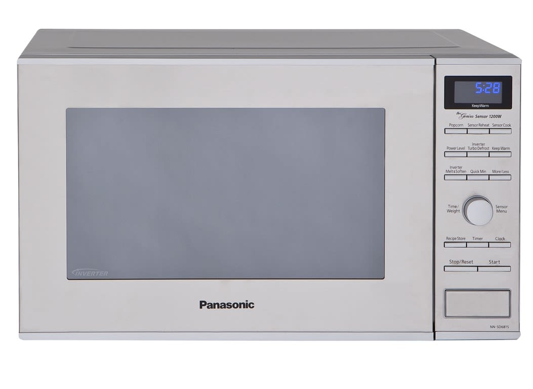 Panasonic Genius Prestige Nn Sd681s Microwave Oven
