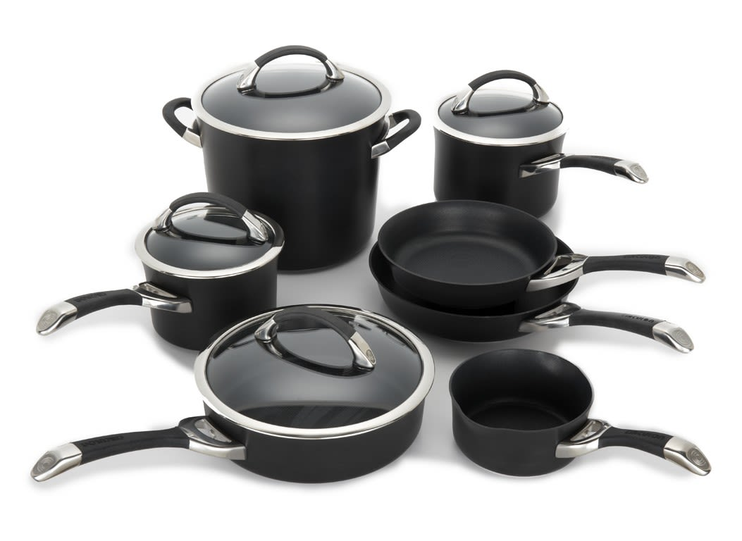 Circulon Symmetry Hard Anodized Nonstick Kitchen Cookware