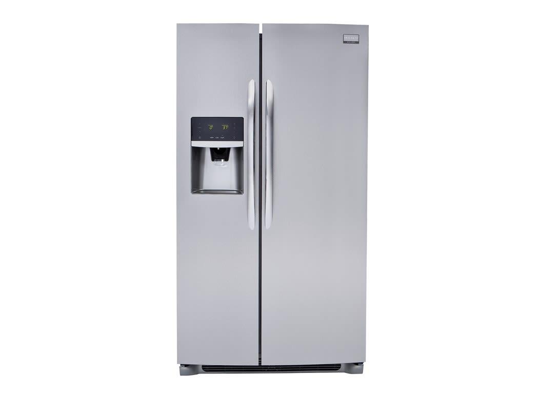 Frigidaire Gallery Fghs2655pf Refrigerator Consumer Reports