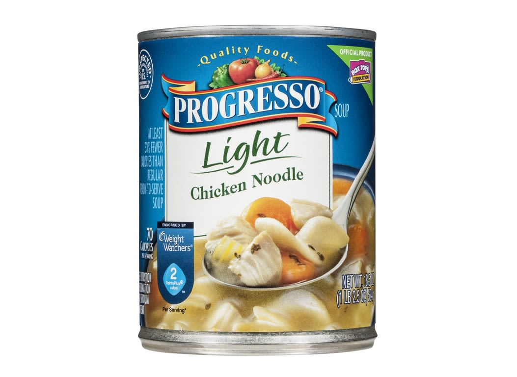 Progresso Light Chicken Noodle Soup Nice Look