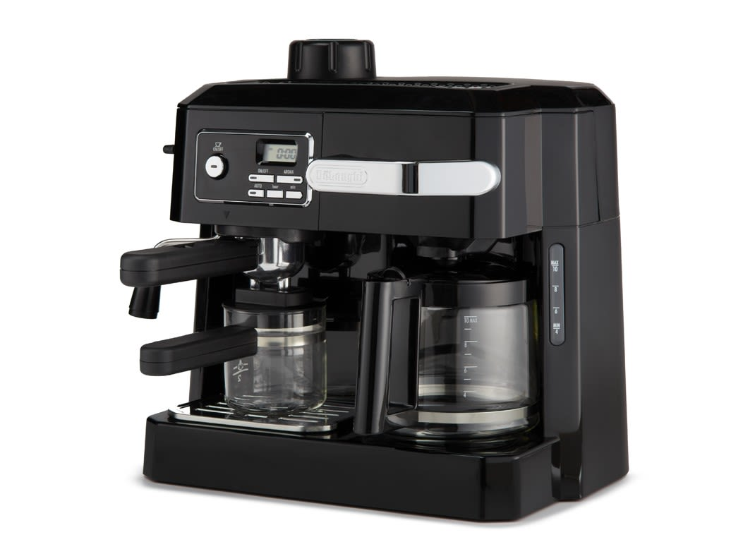 231764 coffeemakers delonghi bco320t Coffee Maker Espresso Combo Reviews