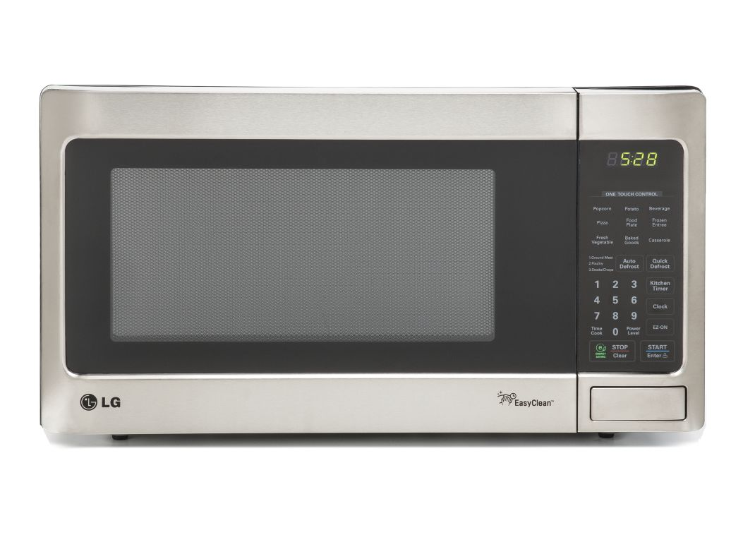 how to cook in lg microwave oven