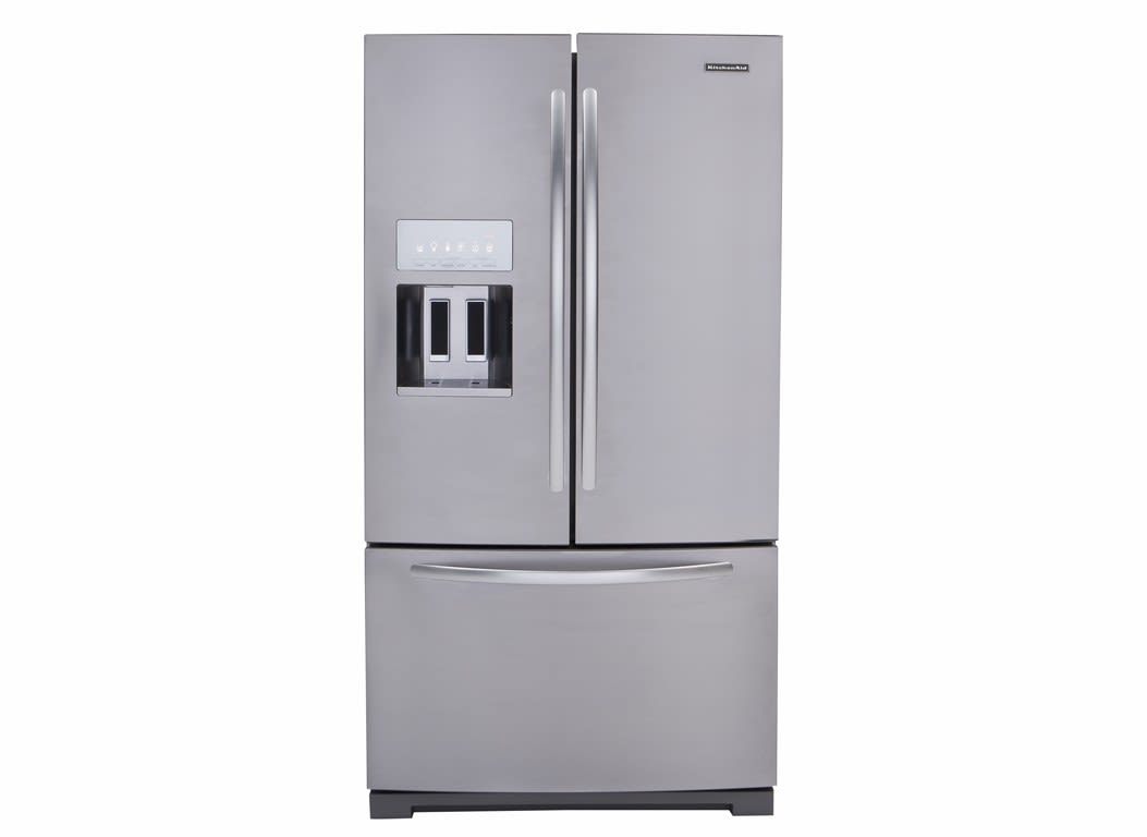 KitchenAid KFIV29PCMS Refrigerator - Consumer Reports on